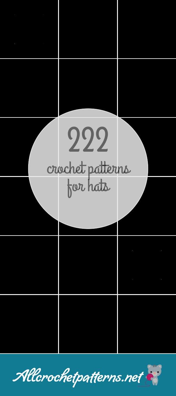 166 Hats Crochet Patterns - Page 7 b3122c46ac9d