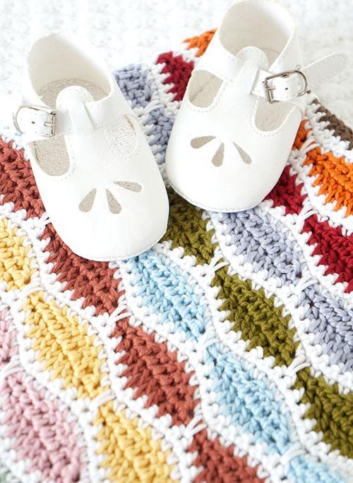 Bertie Baby Blanket Crochet Pattern Allcrochetpatterns Net