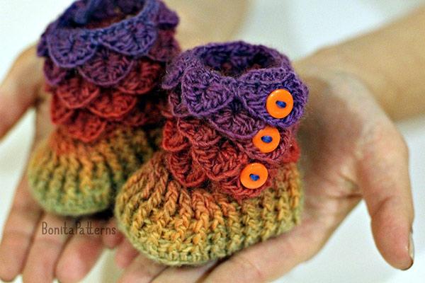 Crochet Net Stitch Patterns : .net > patterns > Bonita Patternss patterns > Crocodile stitch ...