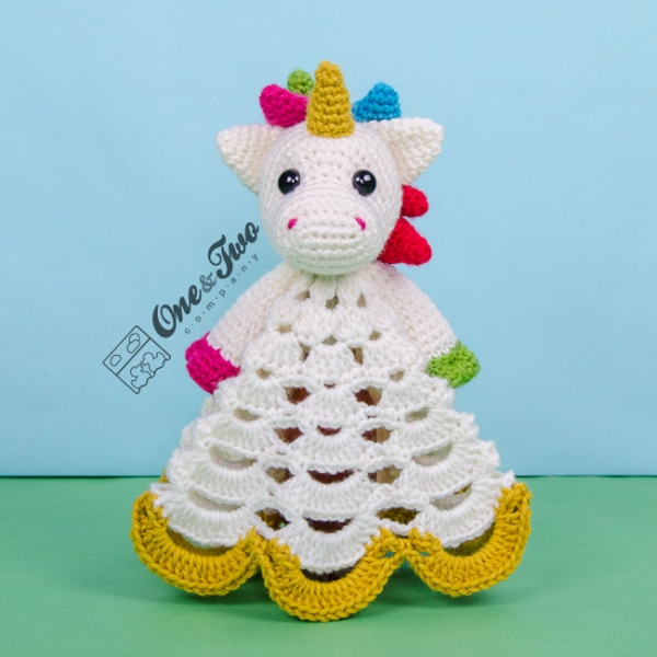 Unicorn Crochet Pattern Ideas You'll Love | The WHOot | 600x600