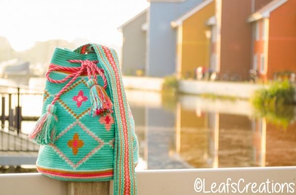 Flowers With Bag Mochila Flowers Mochila Bag With vY6Ibfgy7