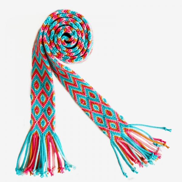 Ply Split Braiding Tutorial Eyes Chevron Crochet Pattern