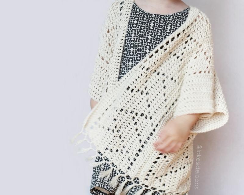 Free Crochet Patterns For Kimono Sweater : Kenzie Kimono Cardigan crochet pattern ...