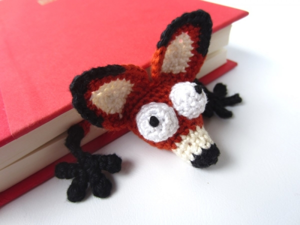 5-Way Jointed Amigurumi Fox - Crochet Pattern by Kristi Tullus  (sidrun.spire.ee) | Amigurumi fox pattern, Crocheted fox pattern, Crochet  fox | 450x600
