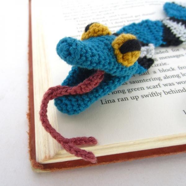 011 Crochet Pattern - Fox bookmark or decor - Amigurumi PDF file ... | 600x600