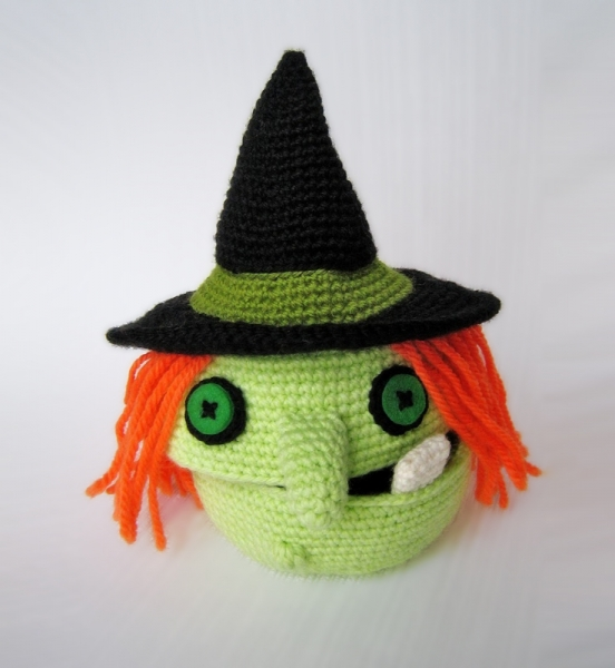 Halloween Witch Box Of Sweets Crochet Pattern Allcrochetpatterns