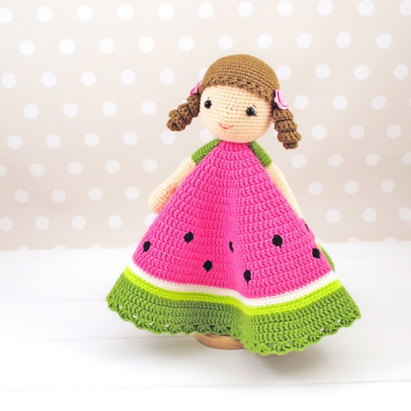 Lovey doll crochet pattern allcrochetpatterns lovey doll crochet pattern by tikvapatterns dt1010fo
