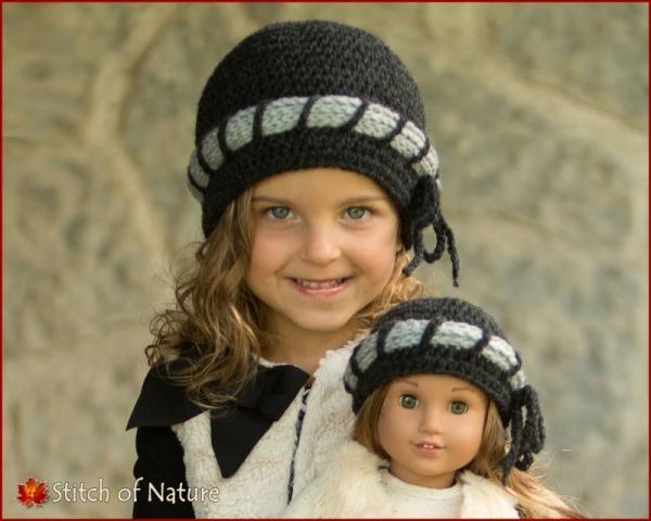The Barbara Turban Hat Crochet Pattern Allcrochetpatterns
