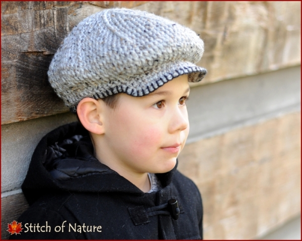 Famous Newsboy Cap Knitting Pattern Ensign Knitting Pattern Ideas