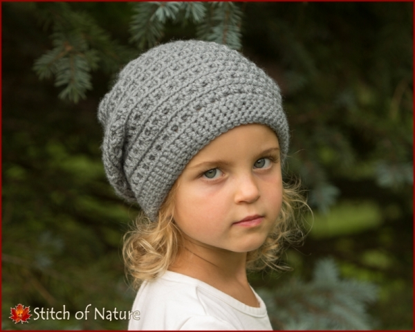 The Cooper Slouchy Hat crochet pattern - Allcrochetpatterns.net ba171186abe
