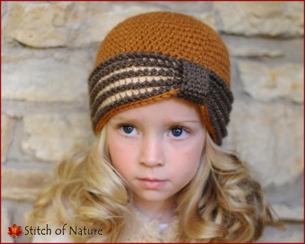 The Eleanor Turban Hat Crochet Pattern Allcrochetpatterns