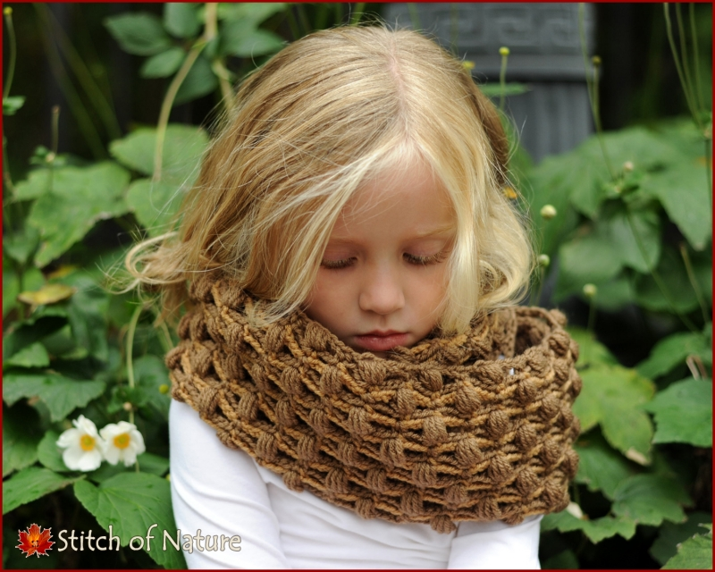 The Oakland Infinity Scarf Crochet Pattern Allcrochetpatterns