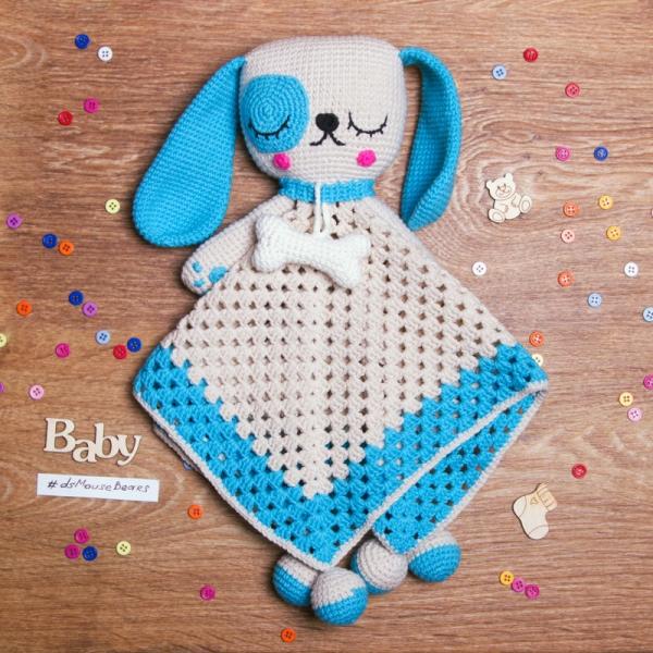 Puppy Lovey Crochet Pattern Allcrochetpatternsnet