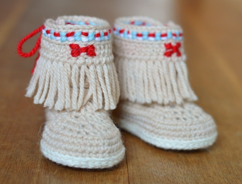 Baby Booties Free Crochet Pattern Moccasins Dancox For