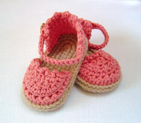Crochet Shoes English