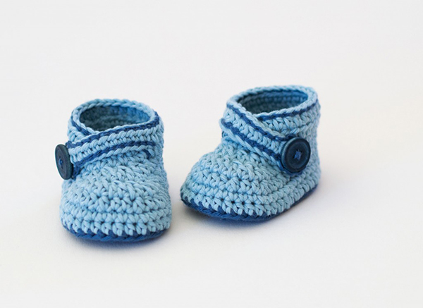 Baby Crochet Shoes Wholesale
