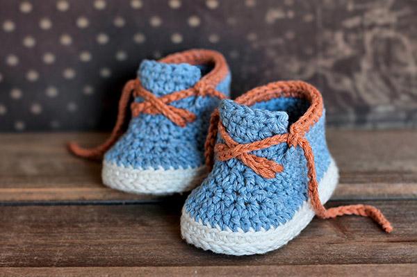 Brogue Boot Crochet Pattern Allcrochetpatterns Net