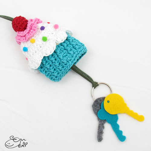 Crochet Patterns Key : ... patterns > Emi Kanesada (Enna Design)s patterns > Cupcake key ...